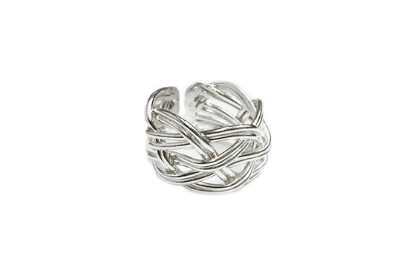 Weave your life Ring