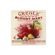 CT105 Creole Bloody Mary Single Coaster