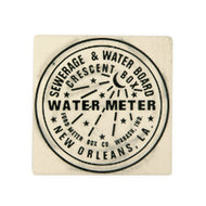 CT59 Water Meter Coaster