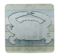 GCBM7 Crab Glass Cutting Board