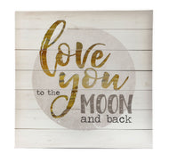 CP17 CANVAS PRINT LOVE MOON