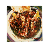 CT32A-4 Shrimp Creole Coaster