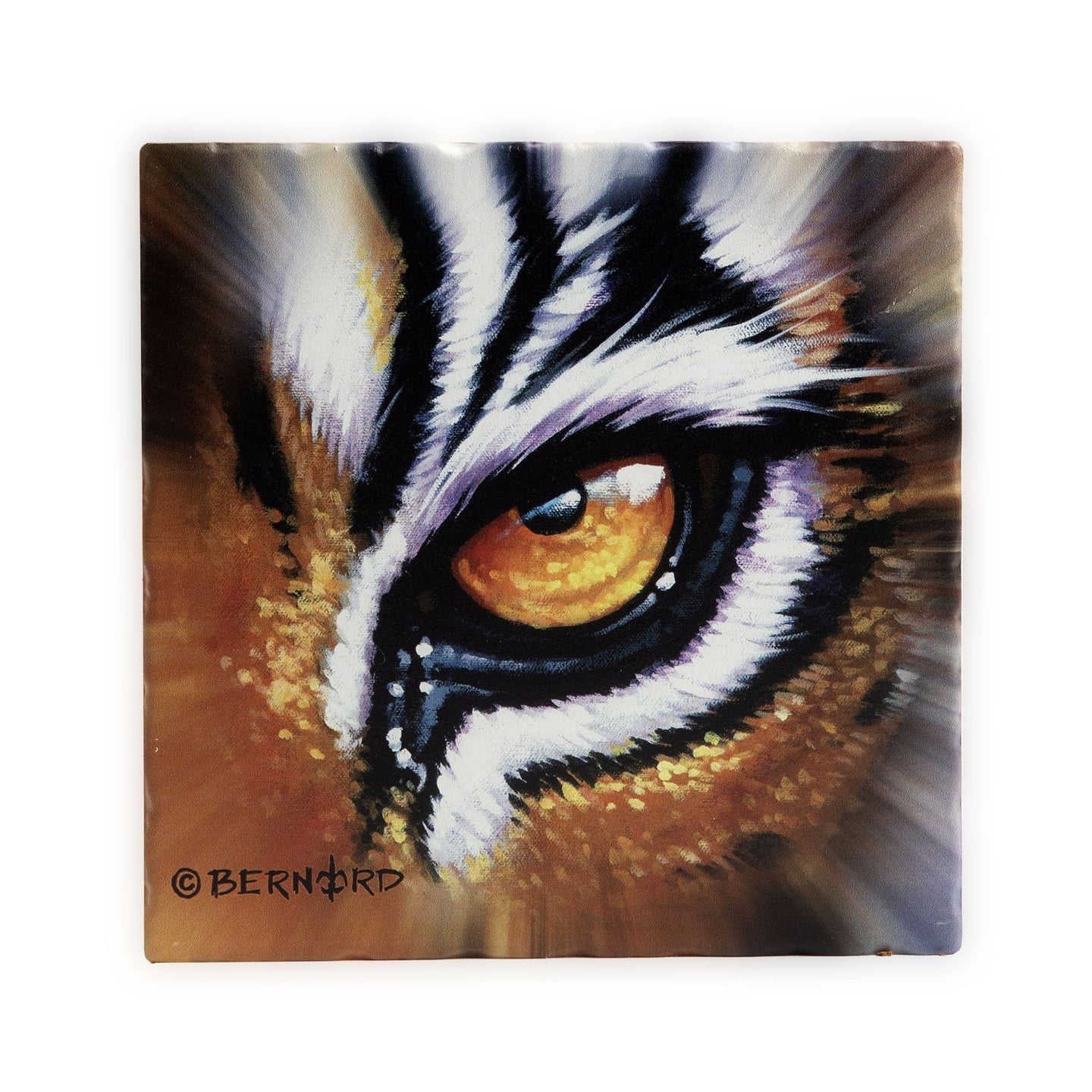 CT48 Tiger Eye Coaster