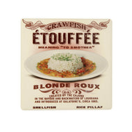 CT92 Etouffee Coaster