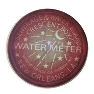 CC9 Water Meter Car Coaster