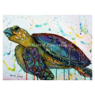 CP69 Sea turtle Canvas