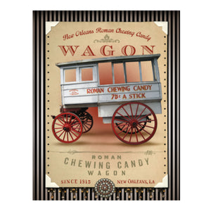 CP83 Candy Wagon Canvas