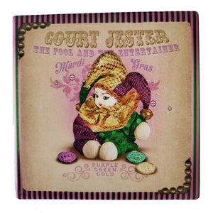 CT178  jester coaster