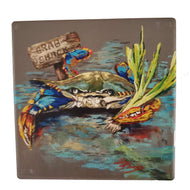 CT201 crab shack coaster