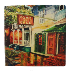 CT218 Coaster N.O. Port of Call coaster