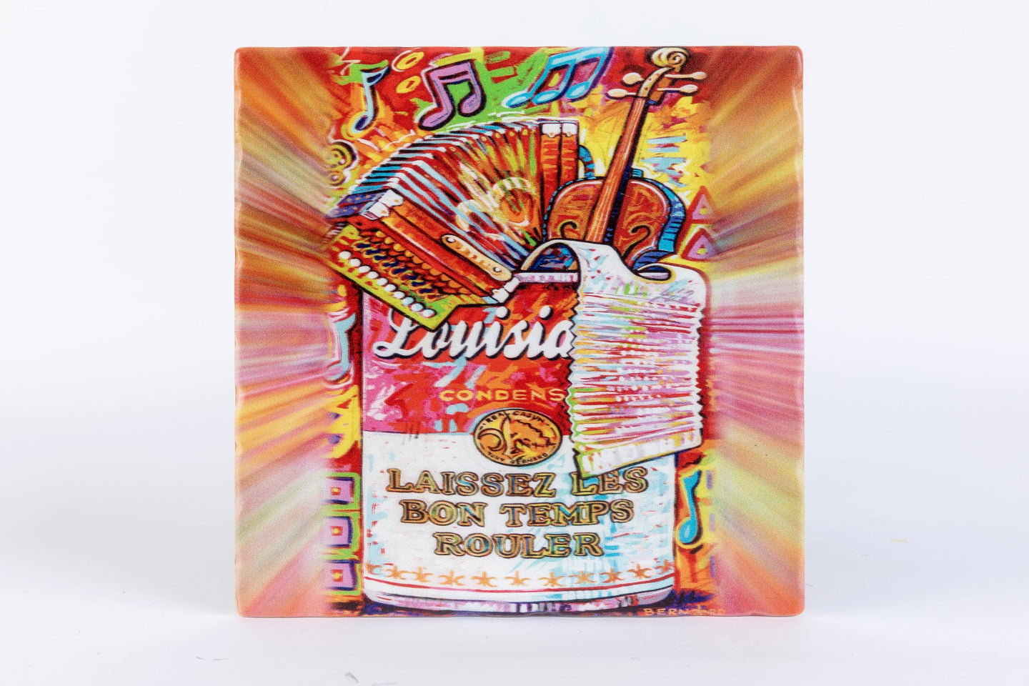 CT43 Laissez Le Bon Temps Coaster