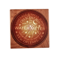 CT130 Water Meter Single Coaster