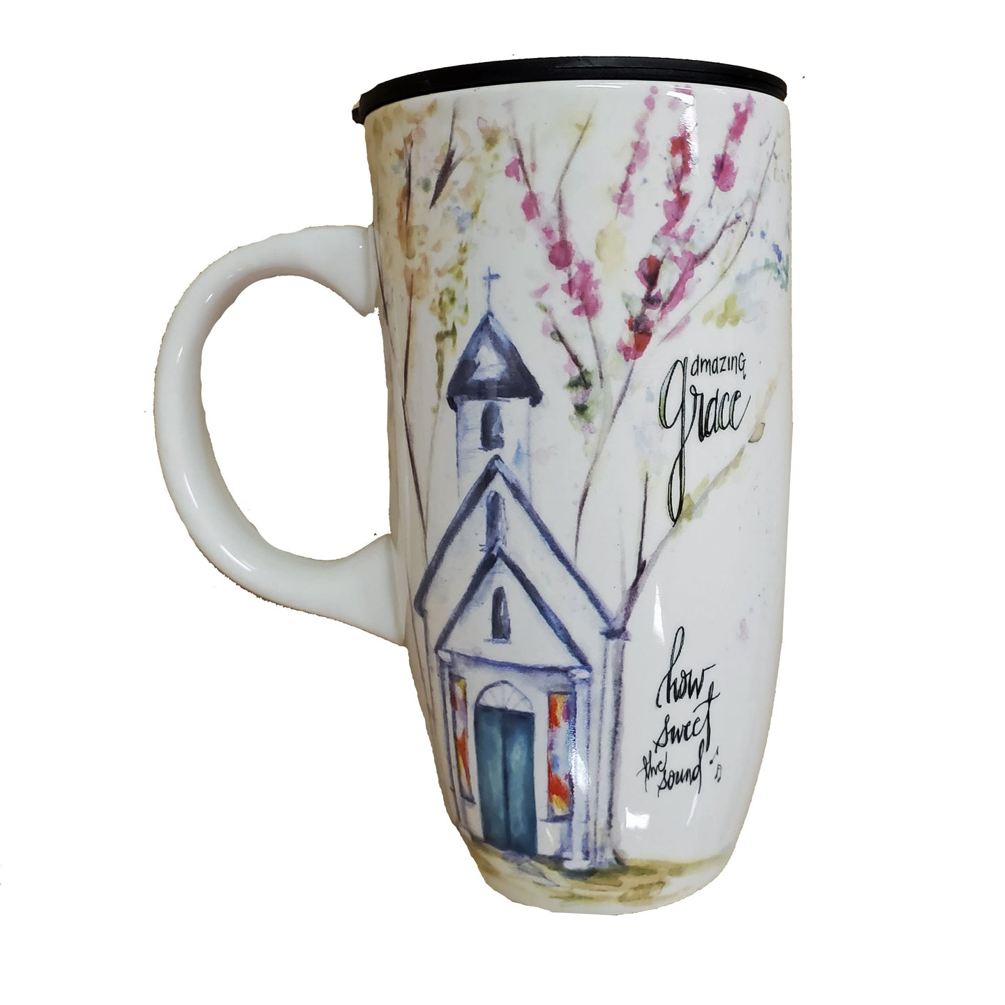 TM28 Travel Mug Amazing Grace