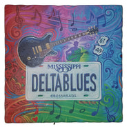 TV59 Trivet State Plate Delta Blues