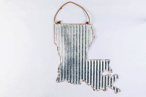 UH843 Galvanized La Wall Hanger