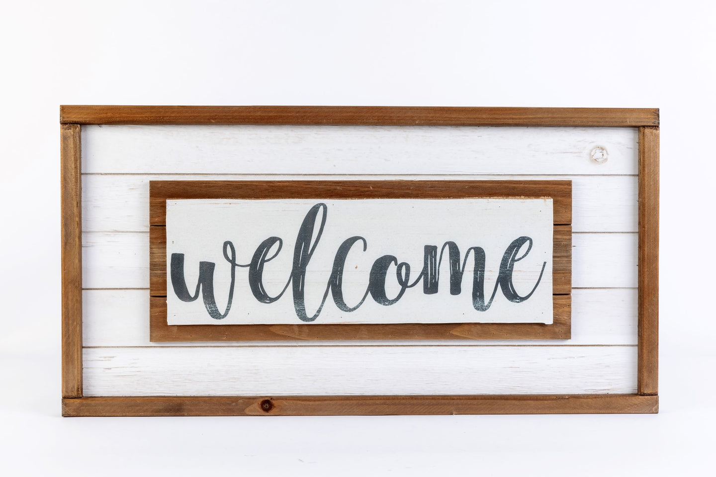 UH848 Welcome Wall Art