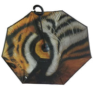 UMB4 Tiger Eye Inverted Umbrella
