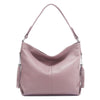 Purse women elegant shoulder bag 100% genuine leather fashion messenger tassels charm crossbody