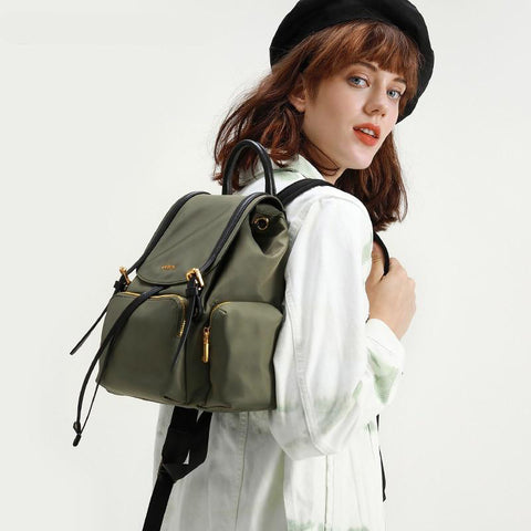 Backpack female handbag original brand shoulder fashion classic waterproof travel