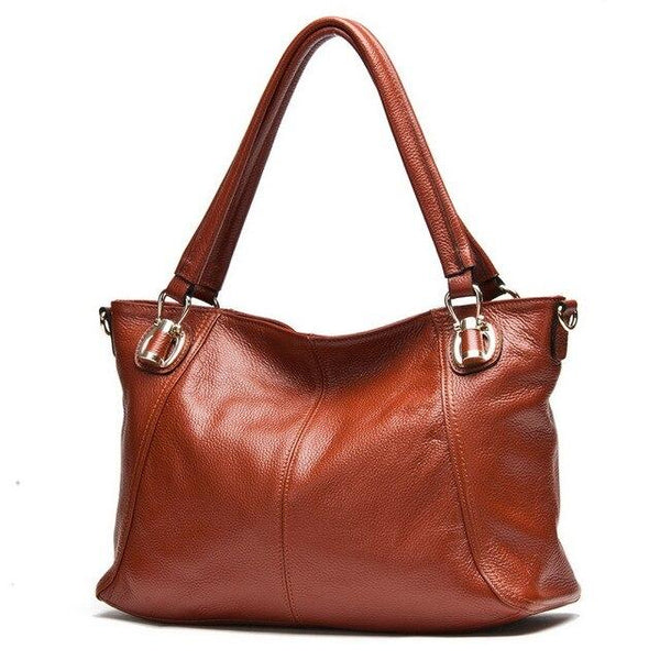 Handbag women 100% genuine cow leather shoulder bags messenger crossbody