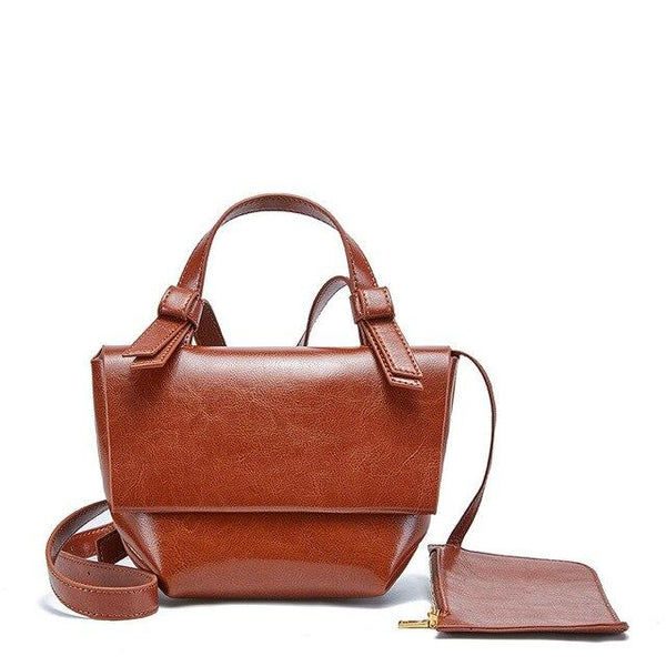 Handbags women fashionable fresh and famous brand luxury designer wing-shaped leather
