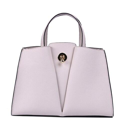 Handbags women luxury genuine leather designer business tote purse