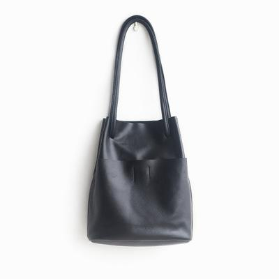 Handbags women genuine leather tote one shoulder bag soft causal shopping