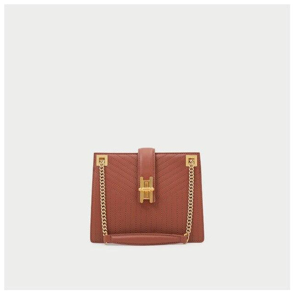 Handbags women large capacity cowhide leather crossbody chain shoulder totes