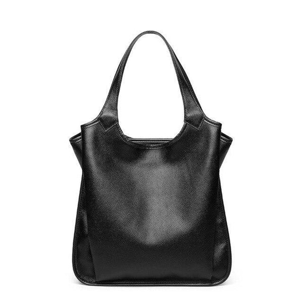 Handbags for women genuine leather bags large capacity retro tote shoulder top-handle