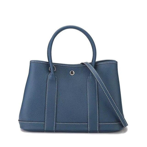 Handbags famous brands canvas cow leather tote luxury designer composite bags 25cm 30cm