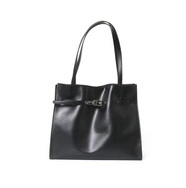 Bag women genuine leather fashion shoulder trendy tote