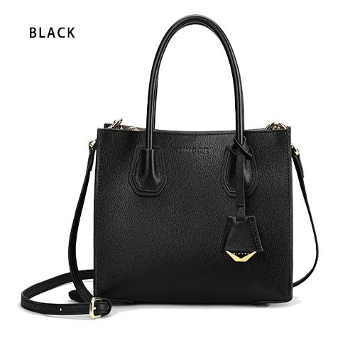 Bag women genuine leather shoulder handbags luxury simple sheep texture soft