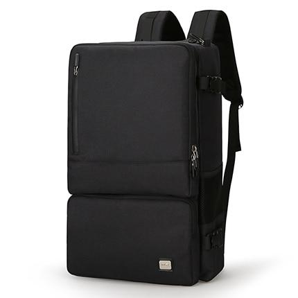 Backpack men high capacity anti-thief design travel fit for 17 inch laptop bag business