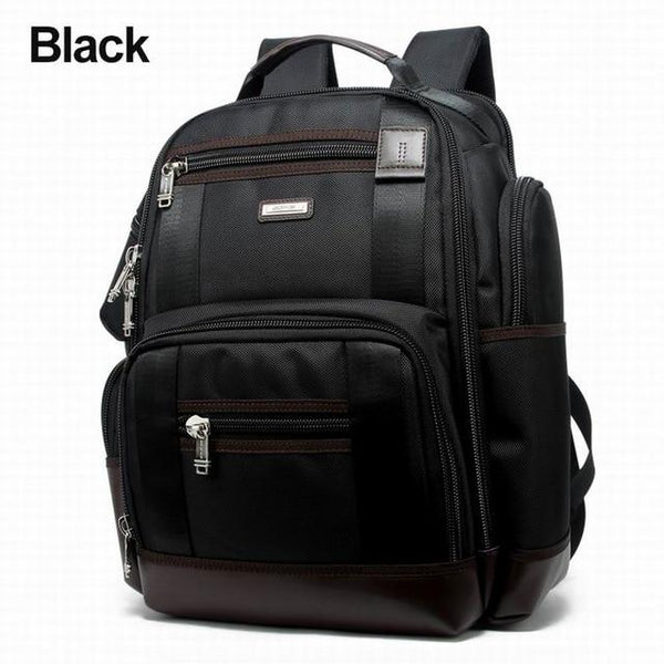 Backpack men famous brand multi pockets large capacity weekend travel business