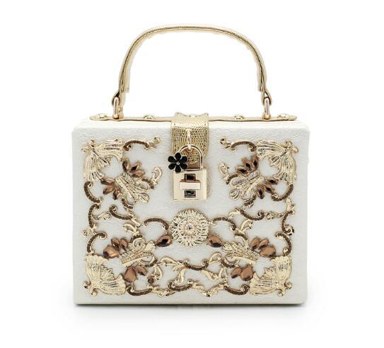 Handbag women fashion top selling famous brand wedding party bags