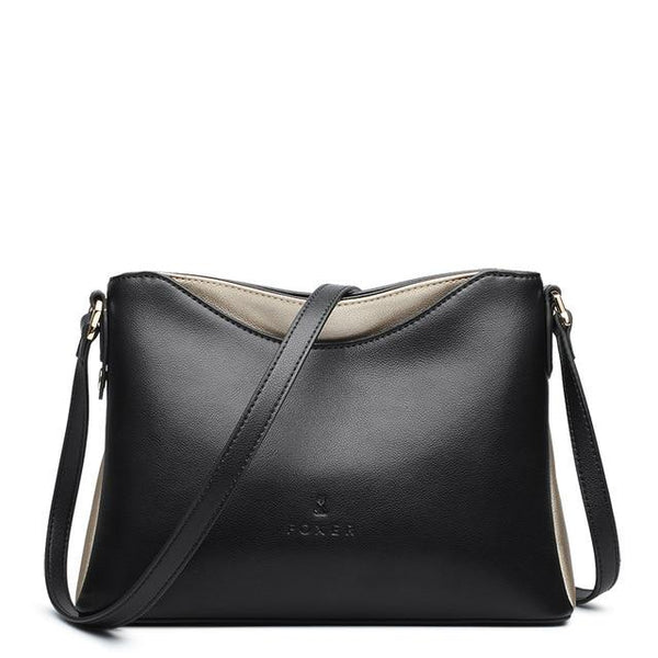 Bag women shoulder cow leather crossbody simple & luxury brand