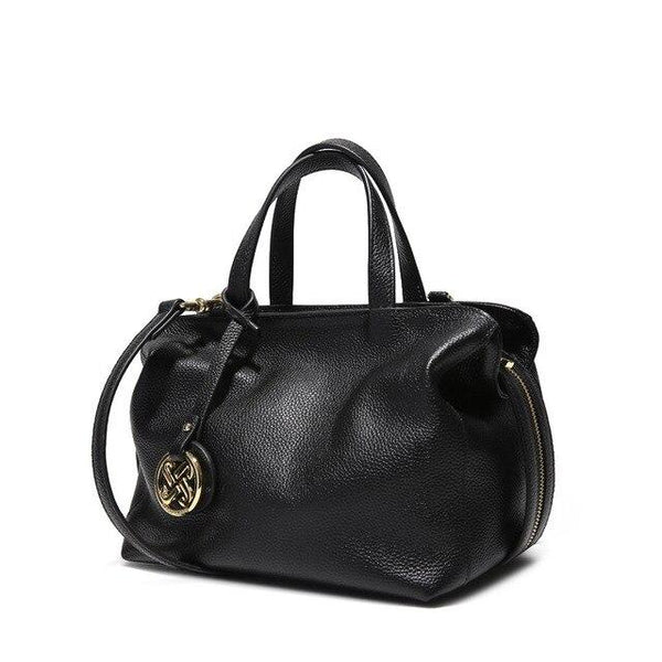 Bag women cowhide made of genuine leather messenger designer for wife