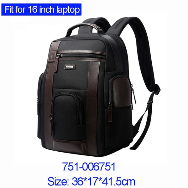Backpack men multifunction large capacity laptop anti theft fashion shoulders bag travel waterproof