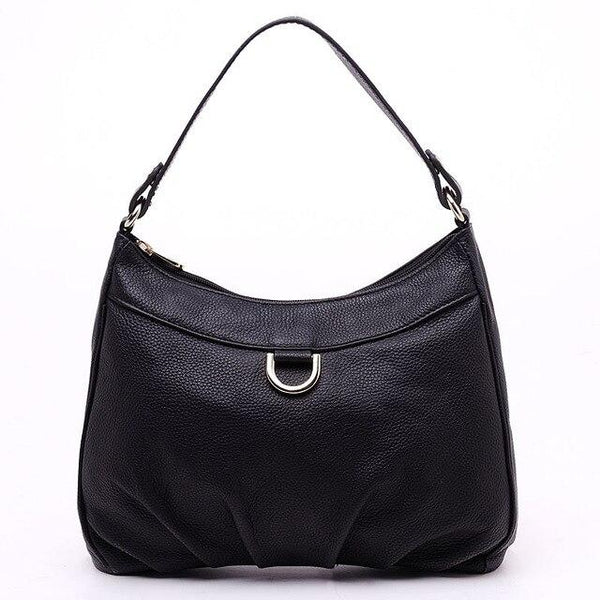 Bag women's genuine leather handbags luxury shoulder fashion cowhide hobos tote