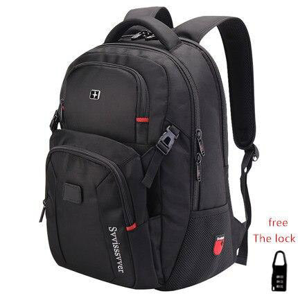 Backpack male multifunction large capacity fashion business casual tourist anti-theft waterproof 15.6inch laptop