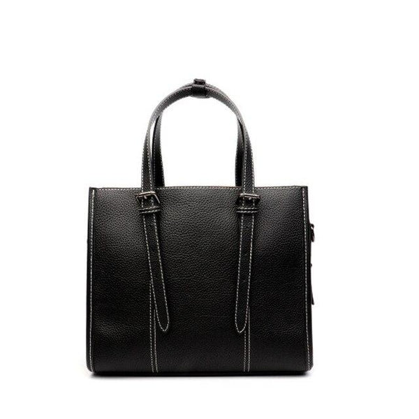 Bag women fashion genuine leather pattern shoulder luxury design natural tote