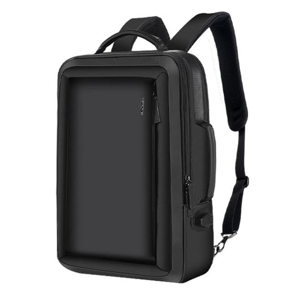 Backpack men enlarge anti theft laptop for 15.6 inches usb external charge multifunction business