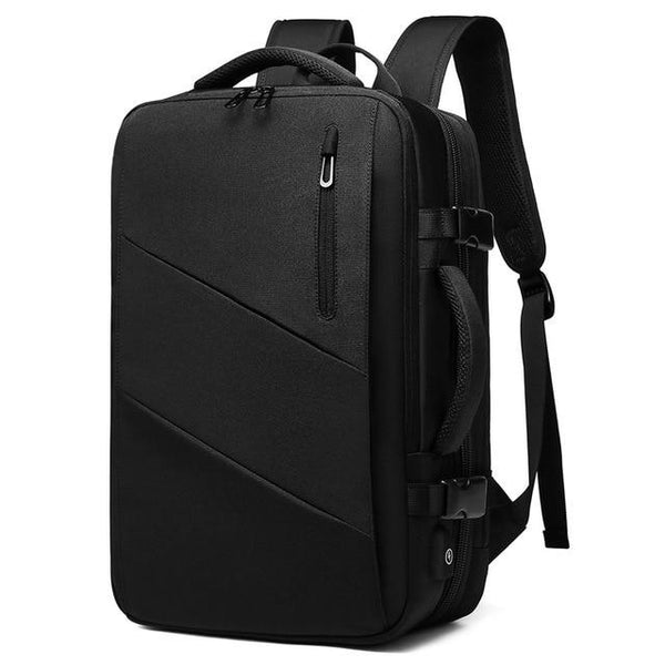 "Backpack male multifunction travel 15.6"""" laptop usb charging large capacity business expansion"