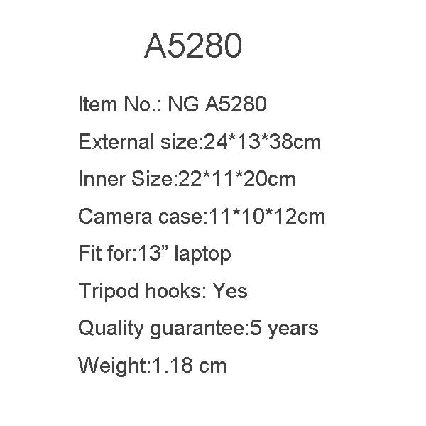 Backpack national geographic afirca collection a5290 a5280 laptop slr camera bag canvas authentic leather photo