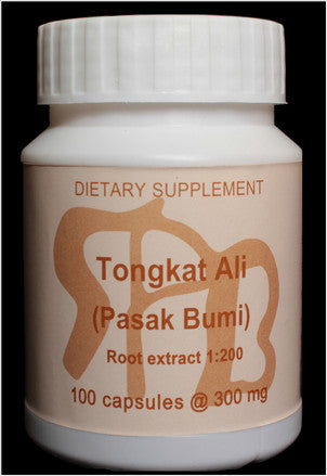 Tongkat Ali 200:1/300 mg's
