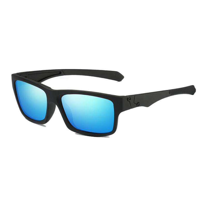 Unisex Sports Polarized Square Frames Zones - The Ever Collection