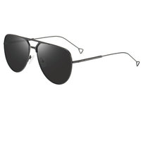 Unisex polarized metal aviators Orion