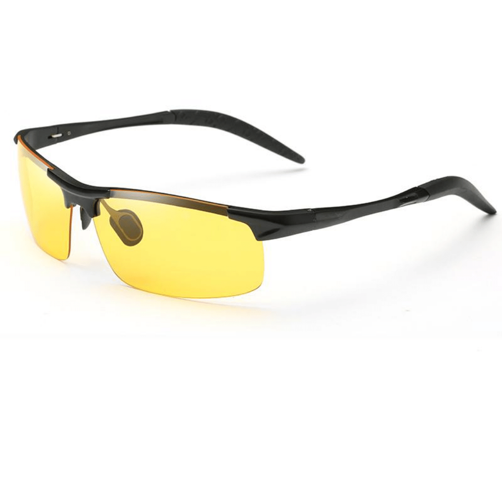 Unisex Polarized sports night vision sunglasses Nightshade