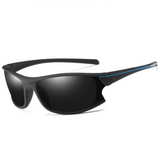 Polarized stylish sports sunglasses Quantum