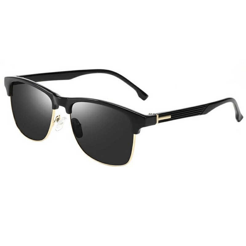 Unisex Brow Line Polarized Sunglasses Shade - The Ever Collection